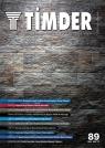 TİMDER Dergisi - Ocak - Mart 2016
